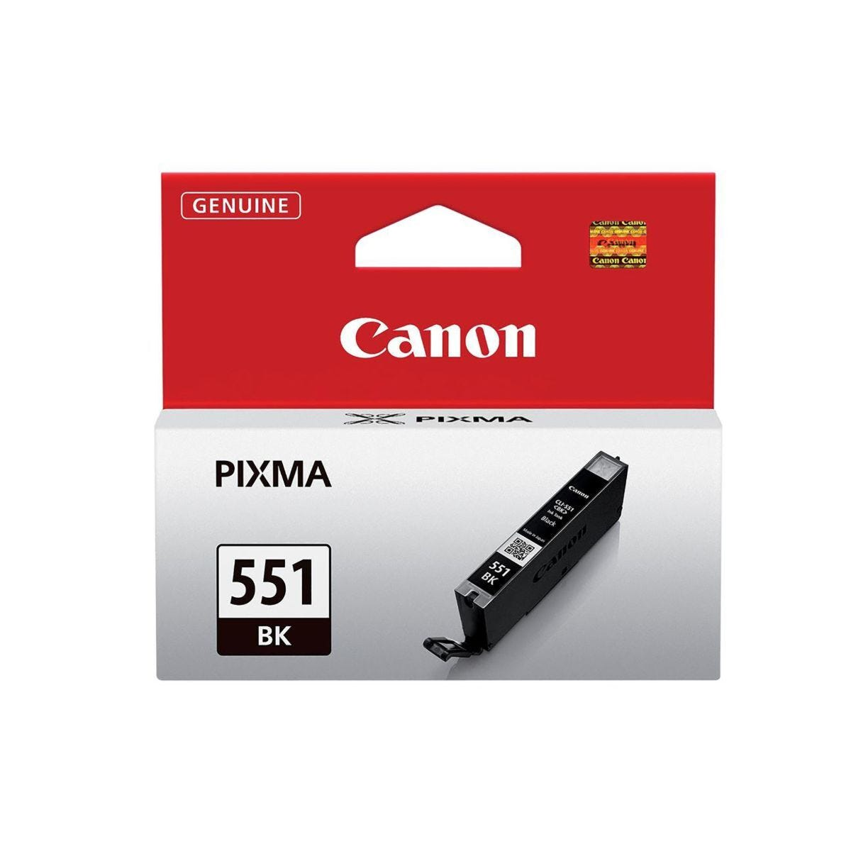 Canon CLI-551BK Black Ink Tank