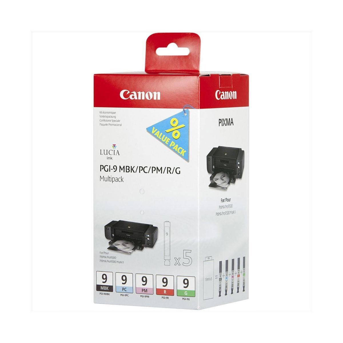 Canon PGI-9 Multi Pack