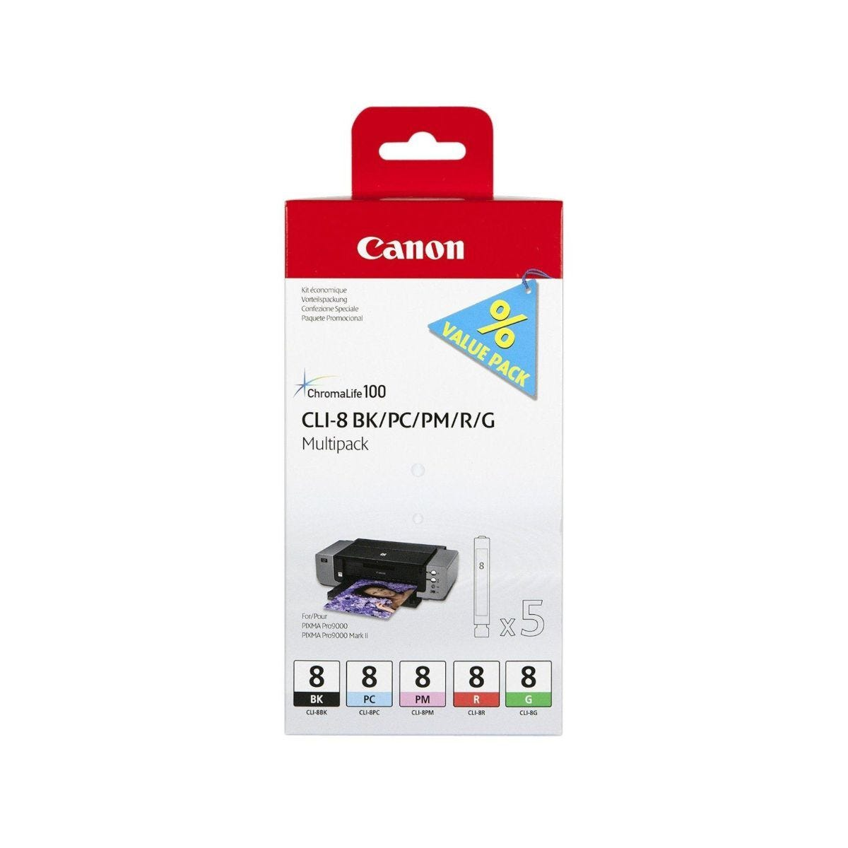 Canon CLI-8 Multi Pack