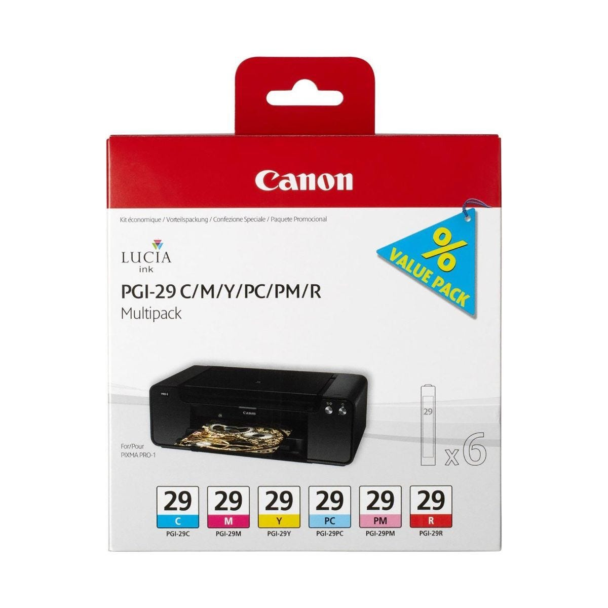 Canon PGI-29 Multi Pack Two