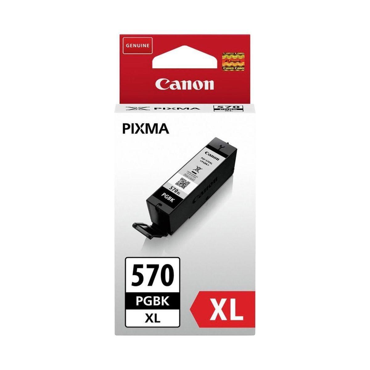Canon PGI-570xl Black Ink PGBK