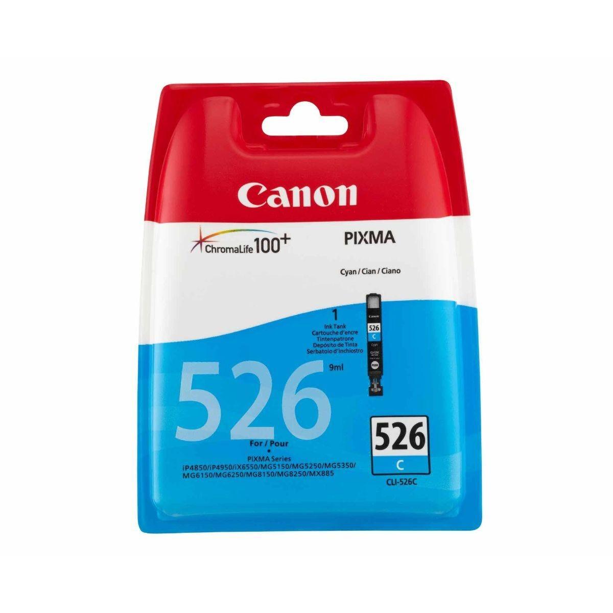 Canon CLI-526 Cyan Ink