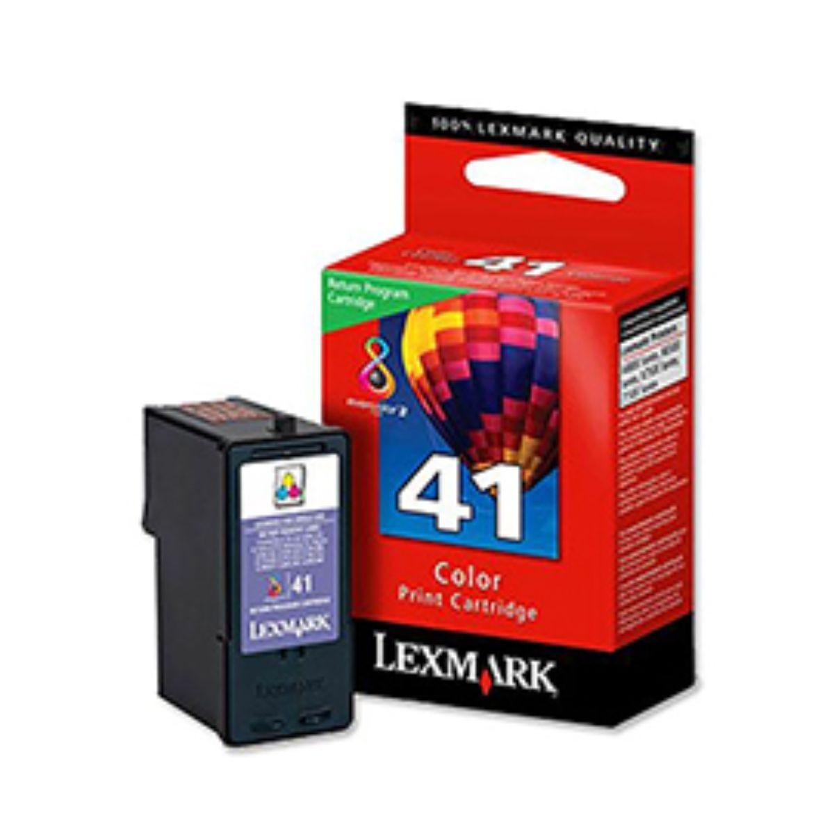 Lexmark 41 Colour Inkjet