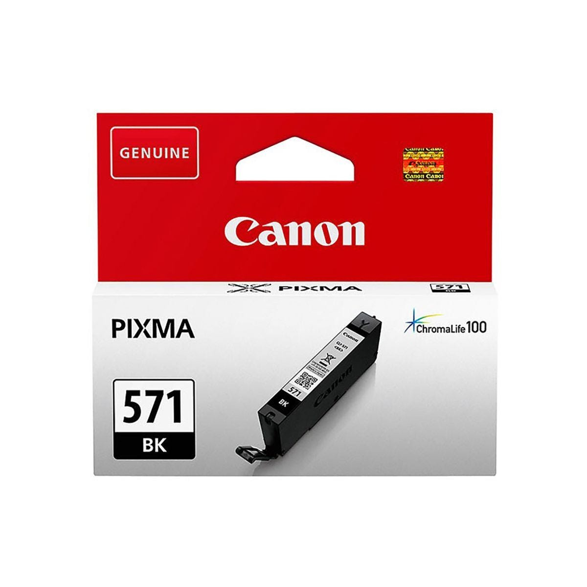 Canon CLI-571 Ink Cartridge Black