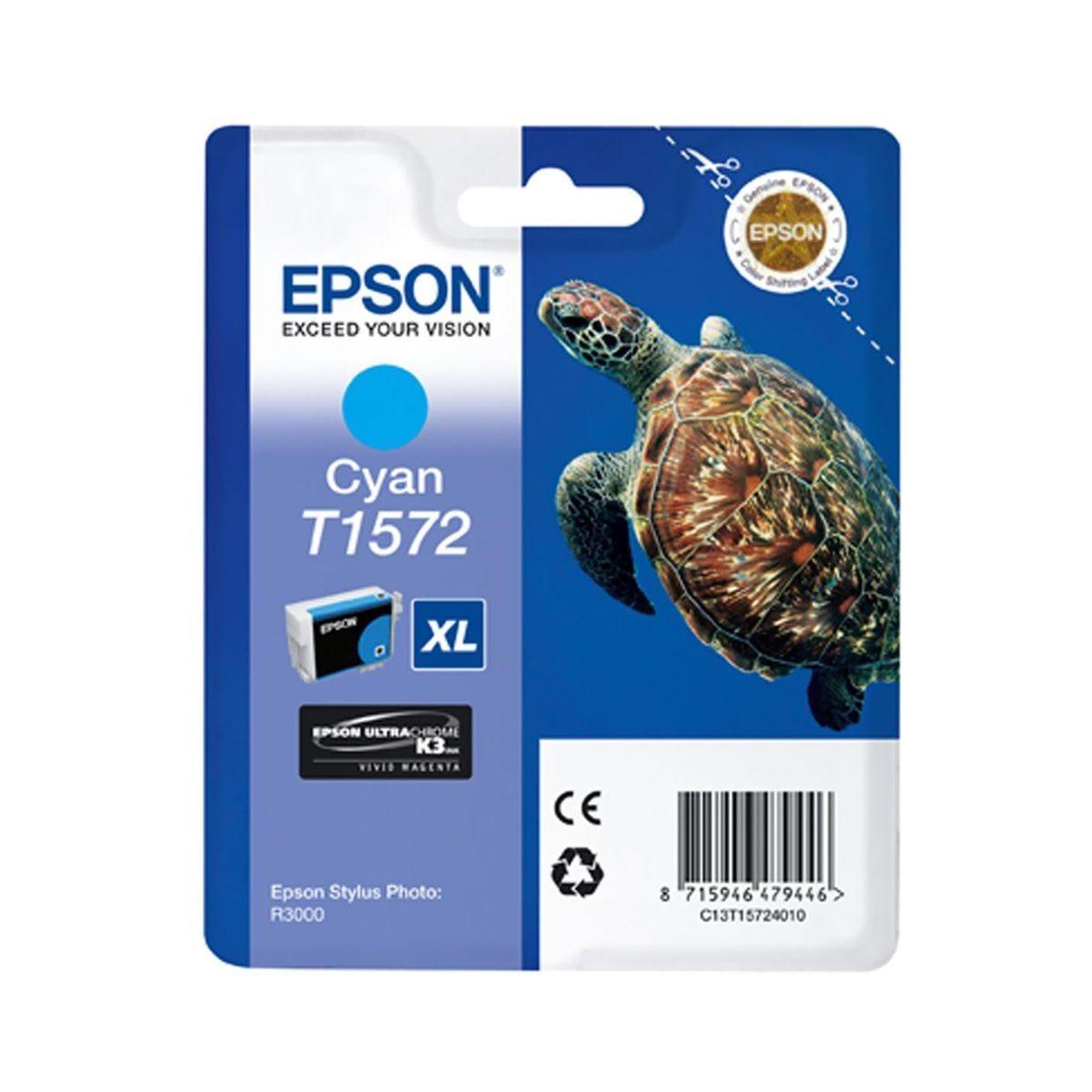 Epson R3000 Cyan Ink Cartridge