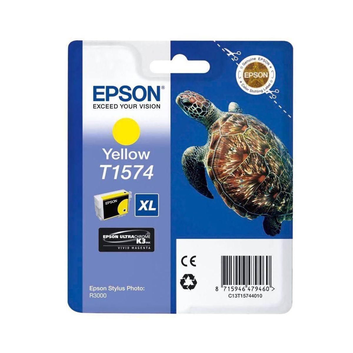 Epson R3000 Yellow Ink Cartridge
