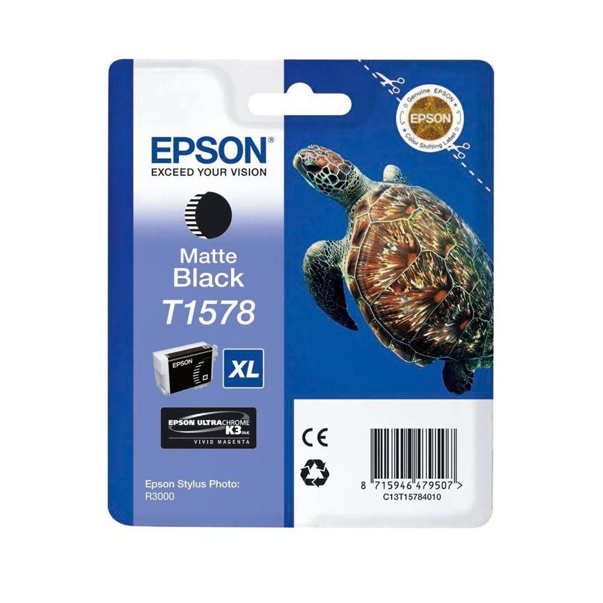 Epson R3000 Matte Black Ink Cartridge