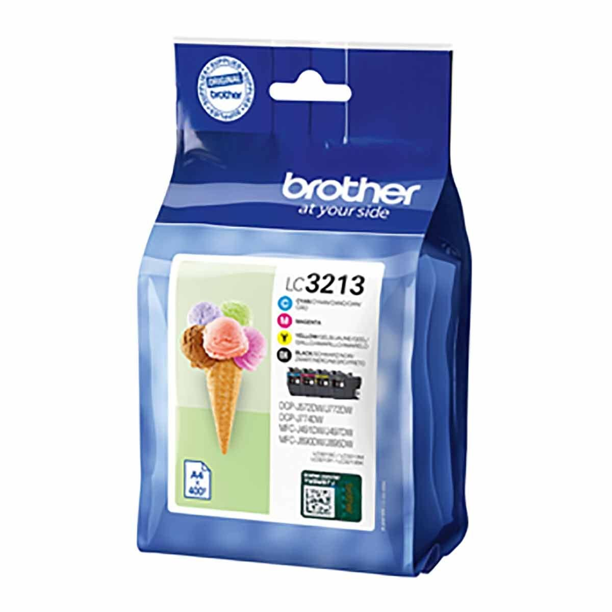 Brother LC3213 Value Pack Original Ink Cartridges