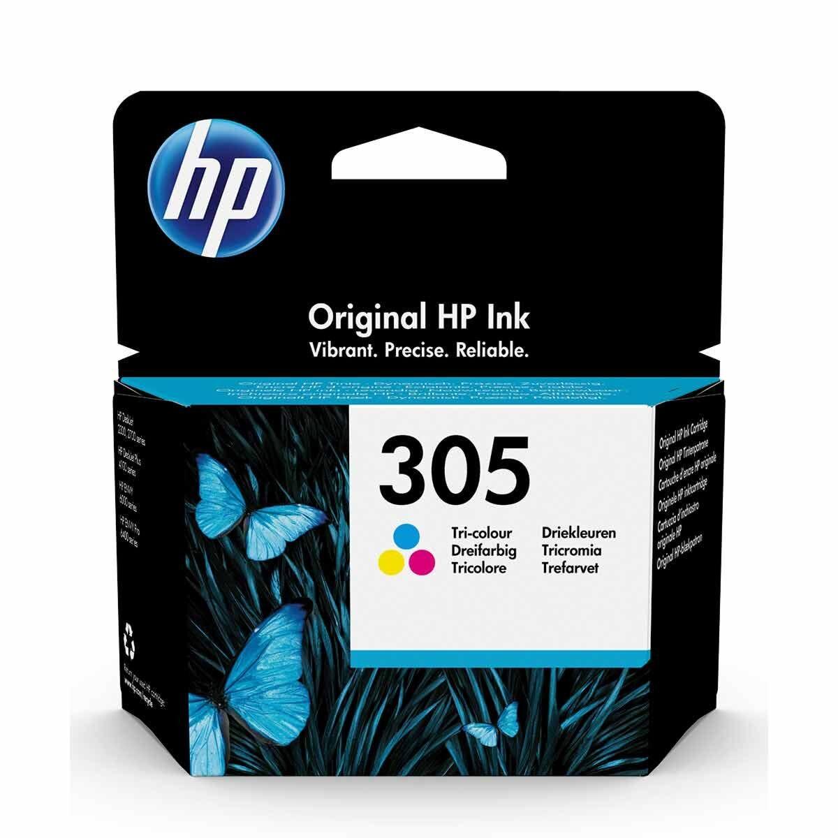 HP 305 Ink Cartridge Tri-colour