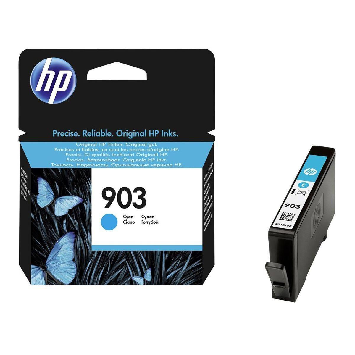 HP 903 Ink Cartridge Cyan