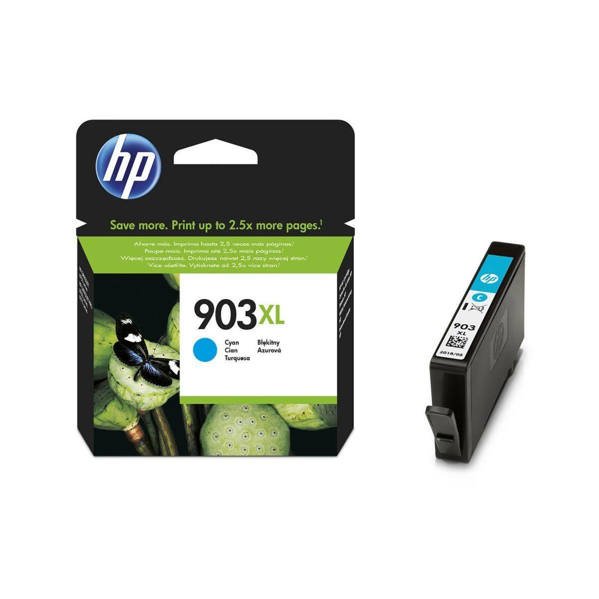 HP 903XL Ink Cartridge Cyan