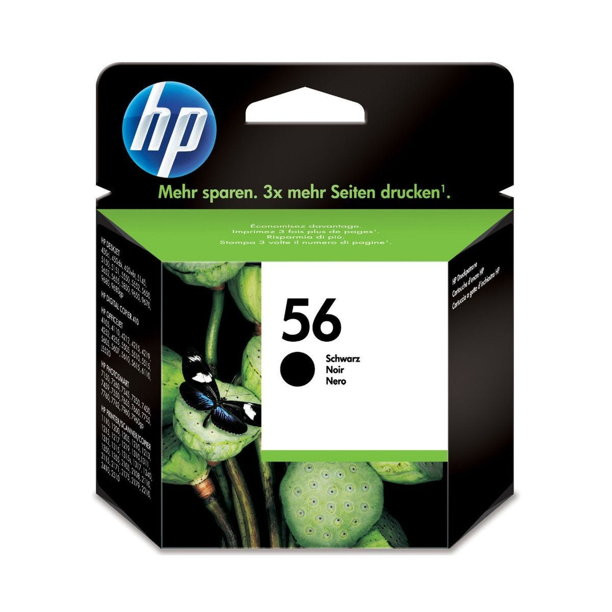 HP 56 Ink Cartridge 19ml
