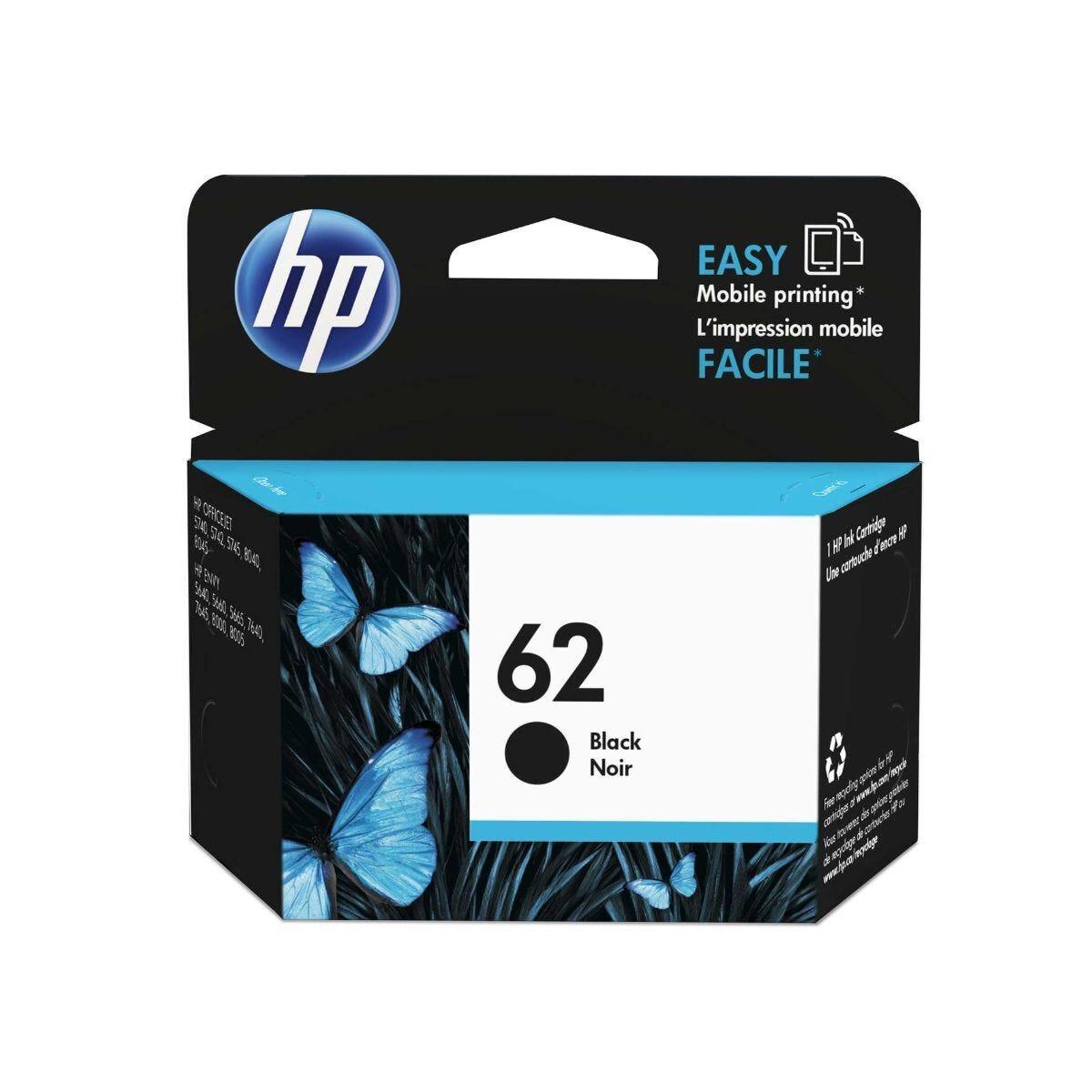 HP 62 Ink Cartridge C2P04AE