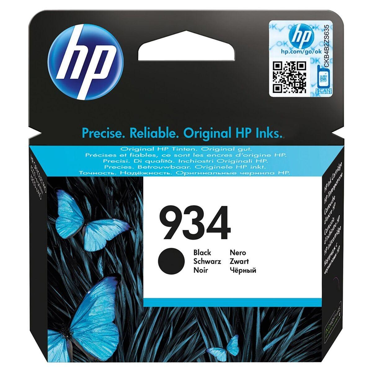 HP 934 Ink Cartridge