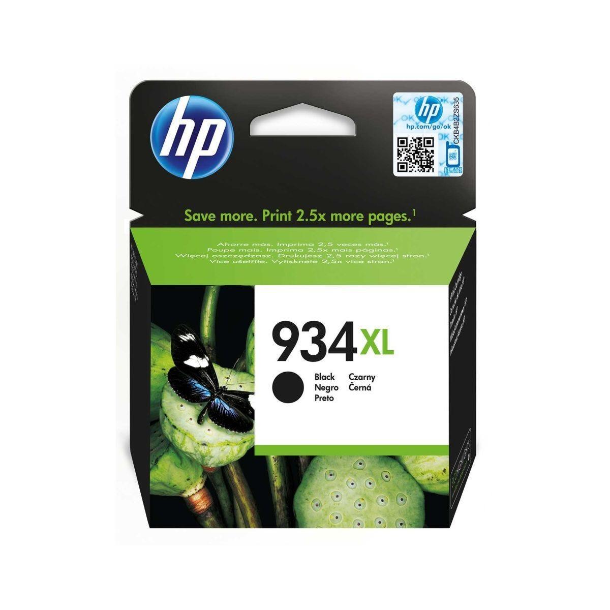 HP 934XL Ink Cartridge