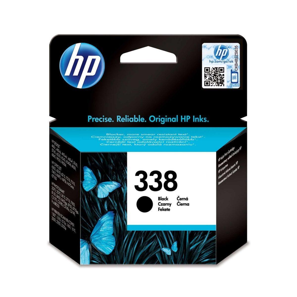 HP 338 Ink Cartridge 11ml
