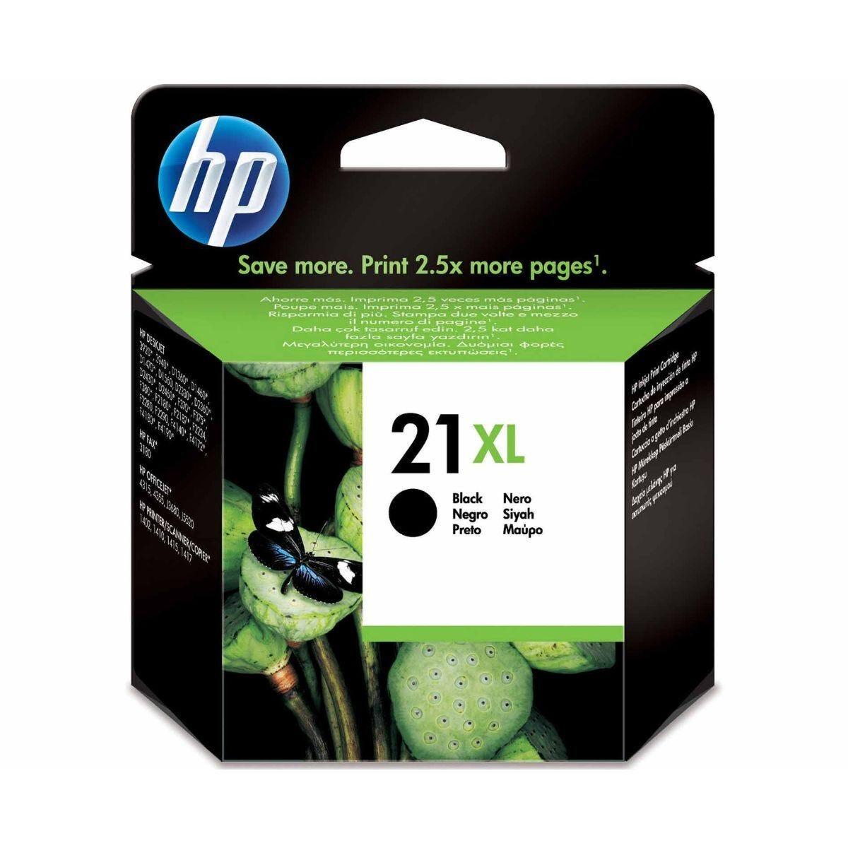 HP 21XL Ink Cartridge 12ml