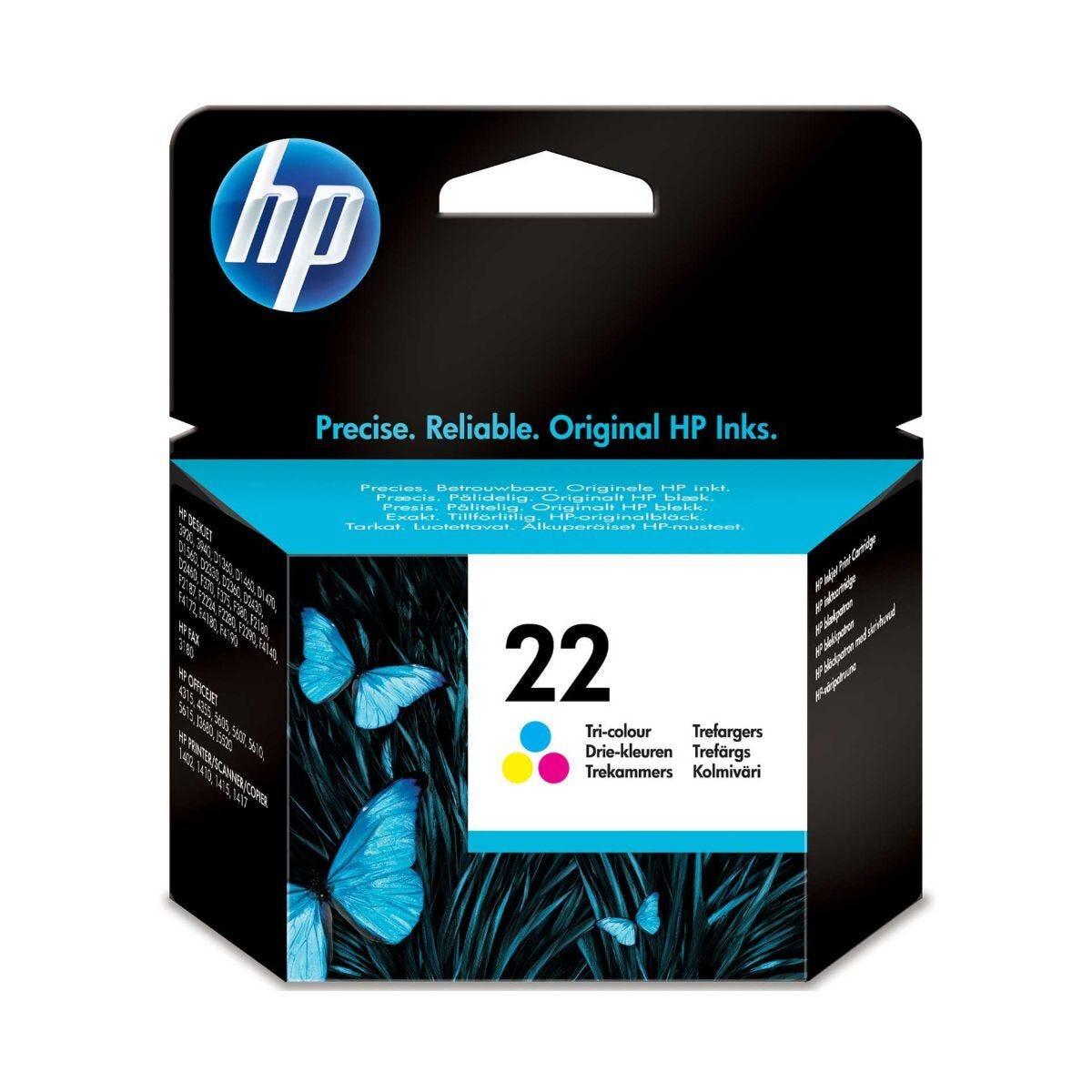 HP 22 Ink Cartridge 5ml