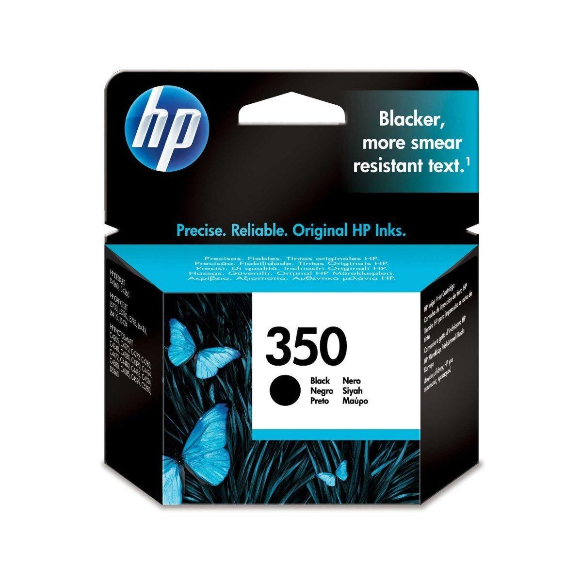 HP 350 Ink Cartridge 4.5ml