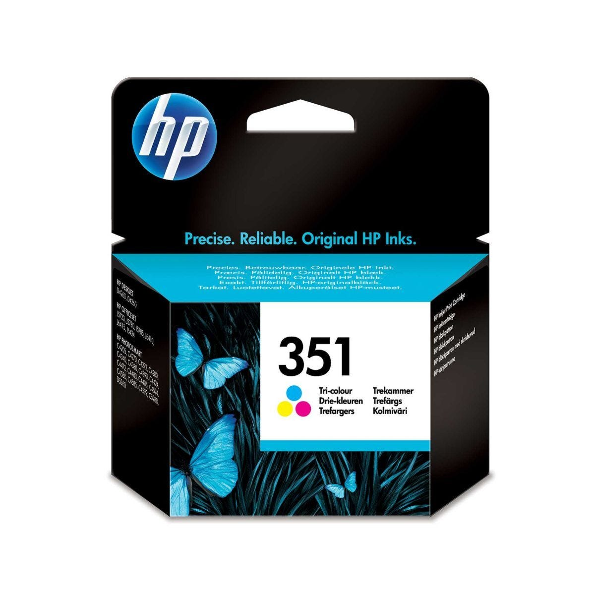 HP 351 Ink Cartridge 3.5ml
