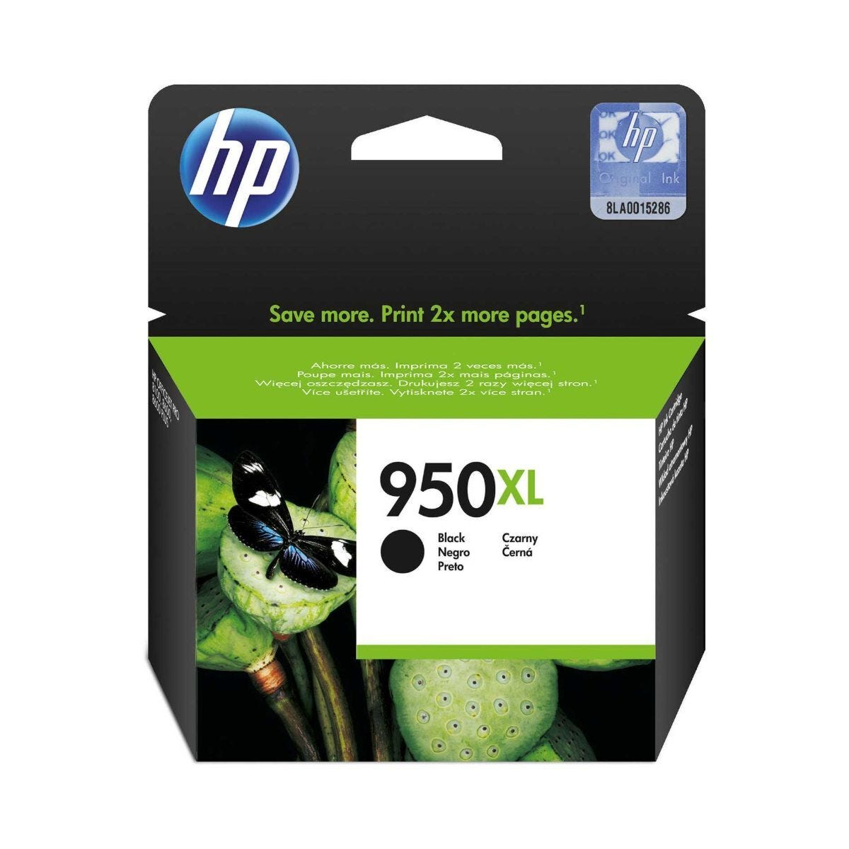 HP 950XL Inkjet Cartridge CN045AE
