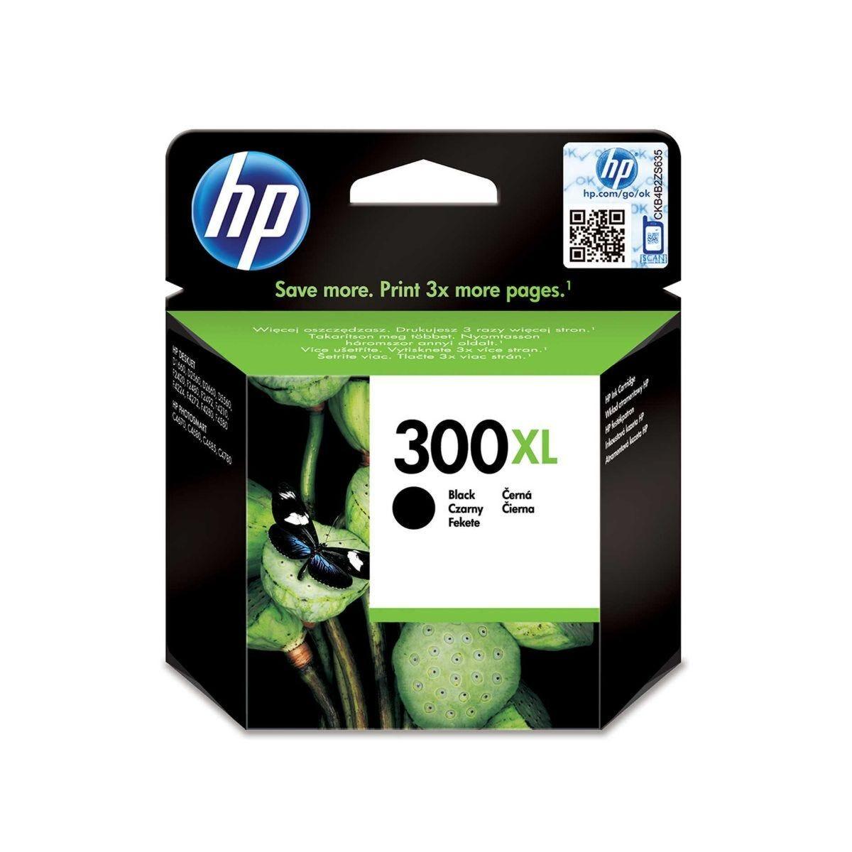 HP 300XL Ink Cartridge 12ml