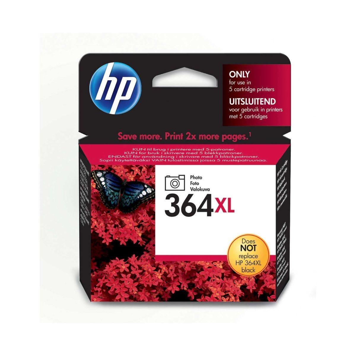 HP 364XL Photo Inkjet Cartridge