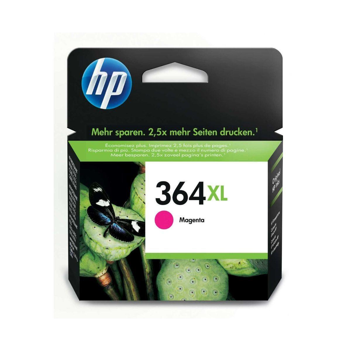 HP 364XL Inkjet Cartridge Magenta