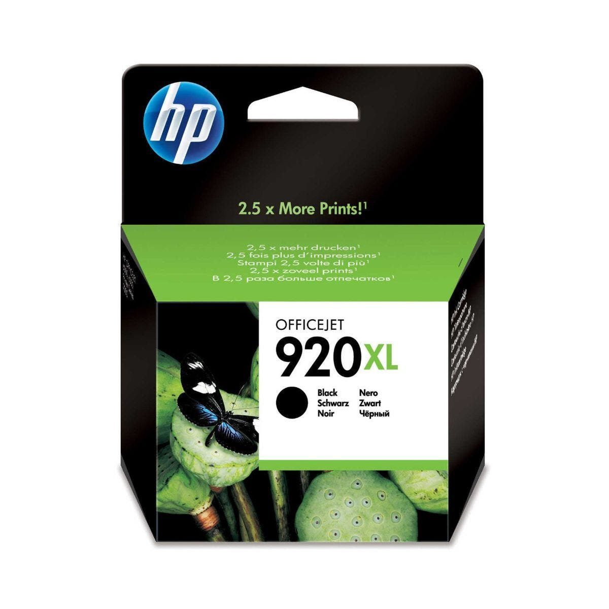 HP 920XL Inkjet Cartridge