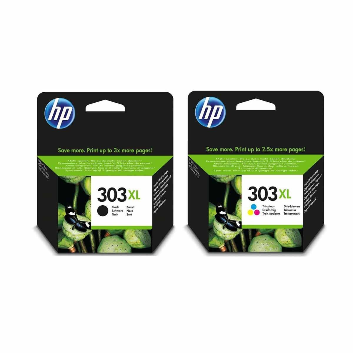 HP Ink Cartridge Combo Pack 303XL
