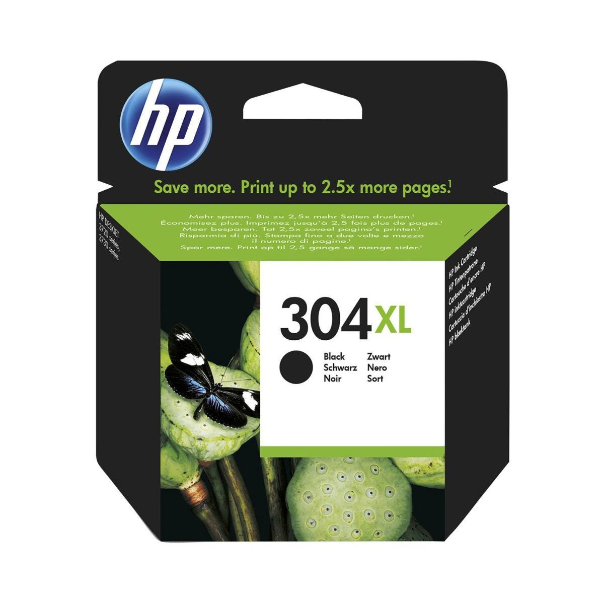 HP 304XL Ink Cartridge Black