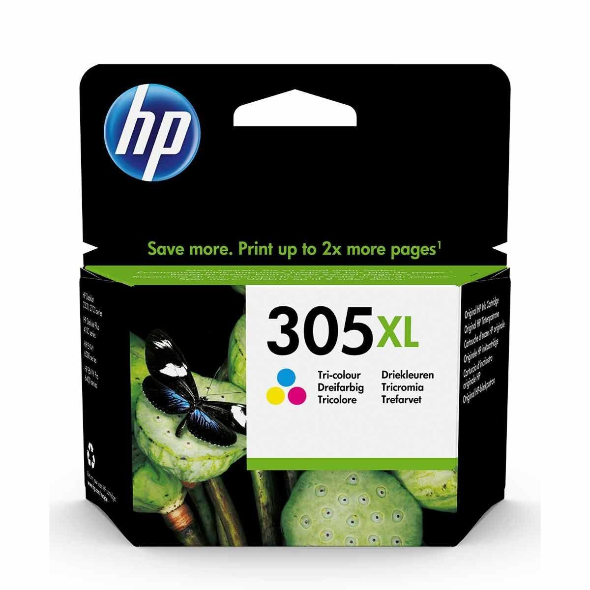 HP 305XL Ink Cartridge Tri-Colour