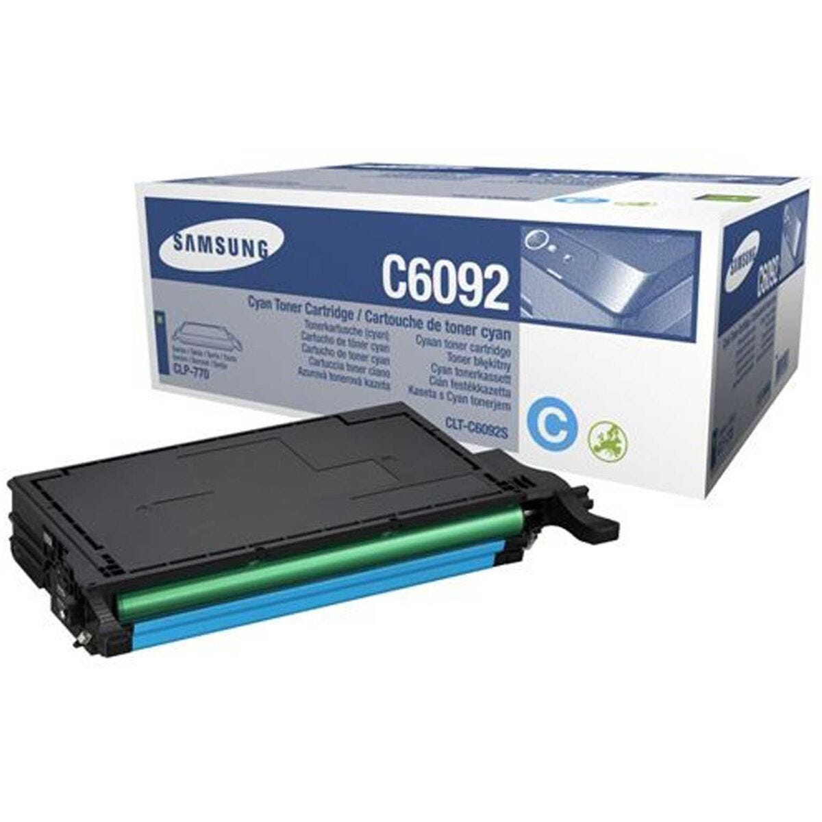 Samsung CLT-C6092S Printer Toner Cartridge