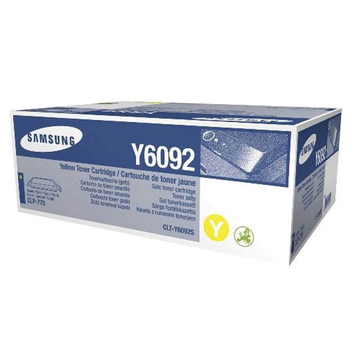 Samsung CLT-Y6092S Printer Toner Cartridge