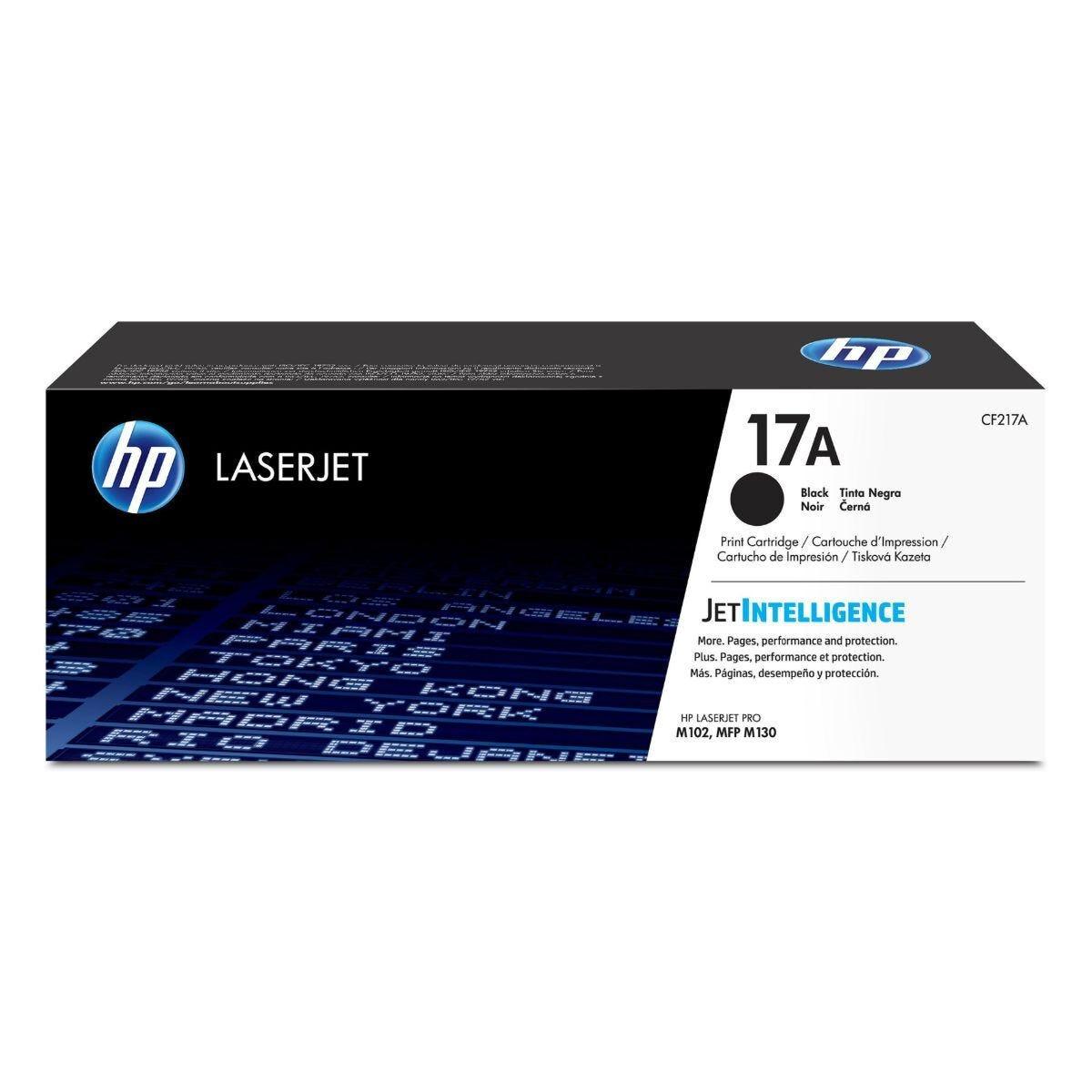 HP 17A Laser Printer Ink Toner Cartridge Black