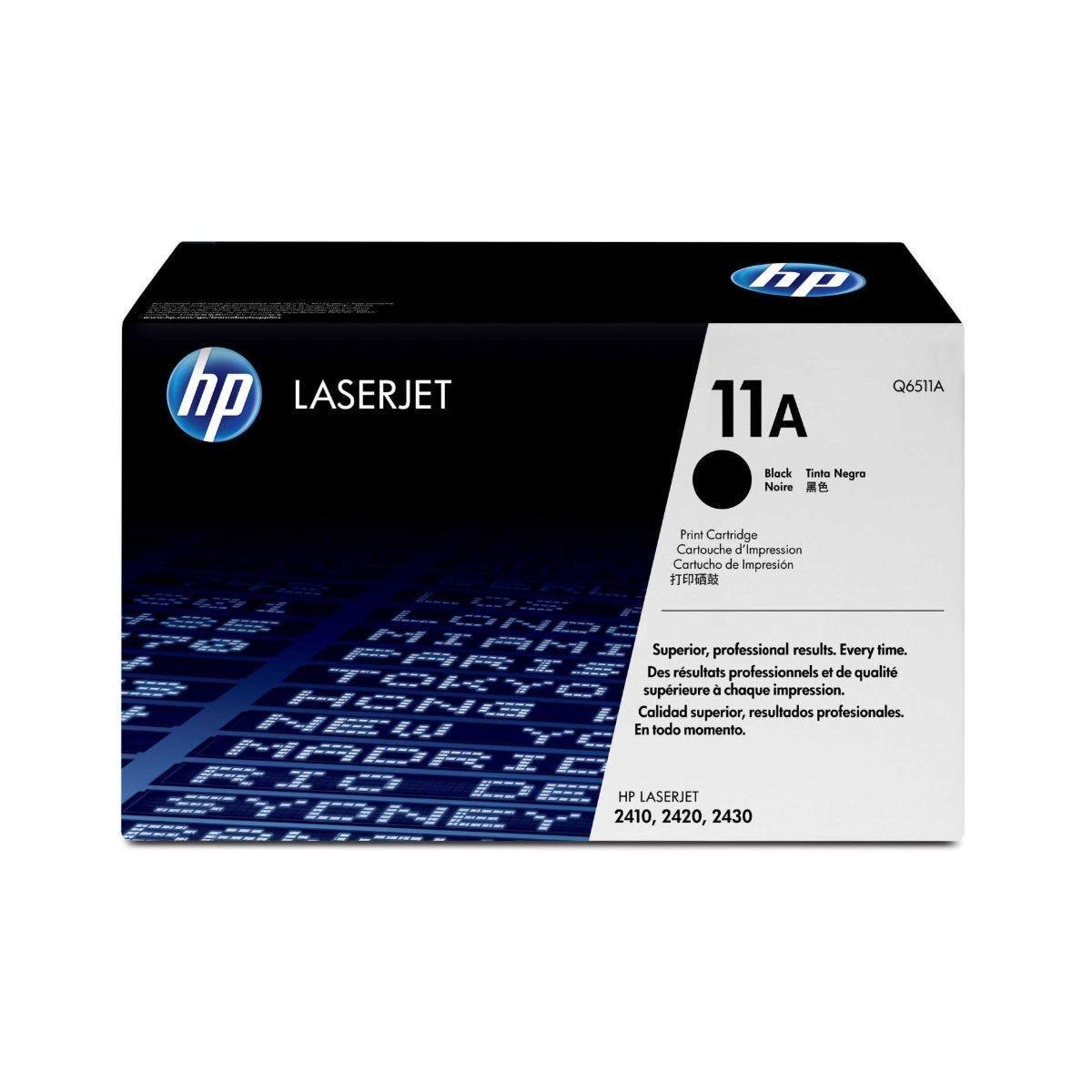 HP 11A Printer Ink Toner Cartridge  Q6511A