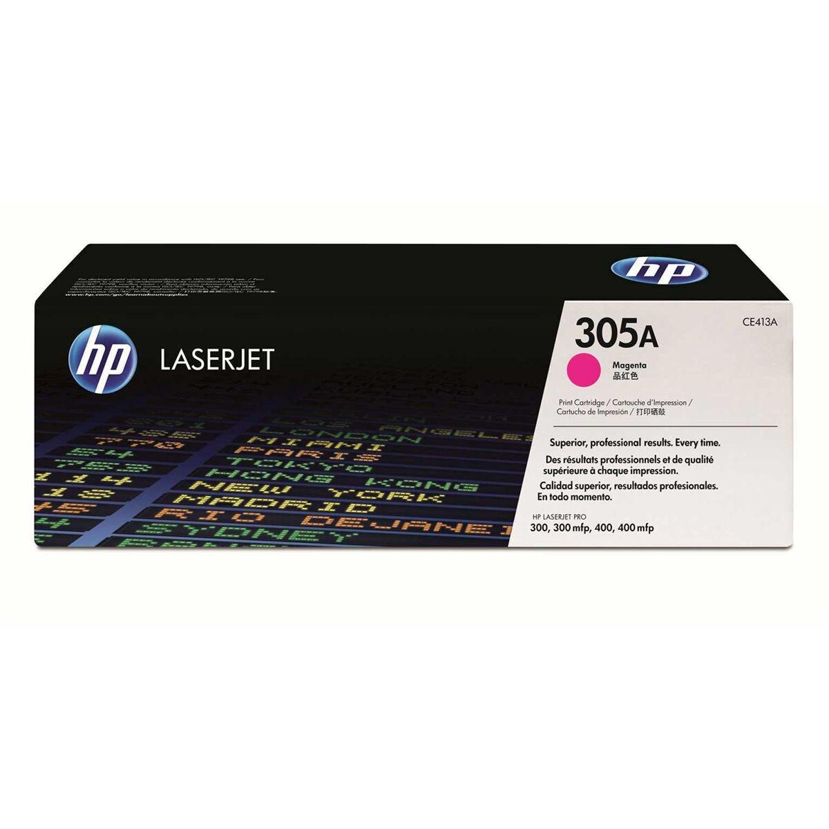 HP 305A Printer Ink Toner Cartridge CE413A