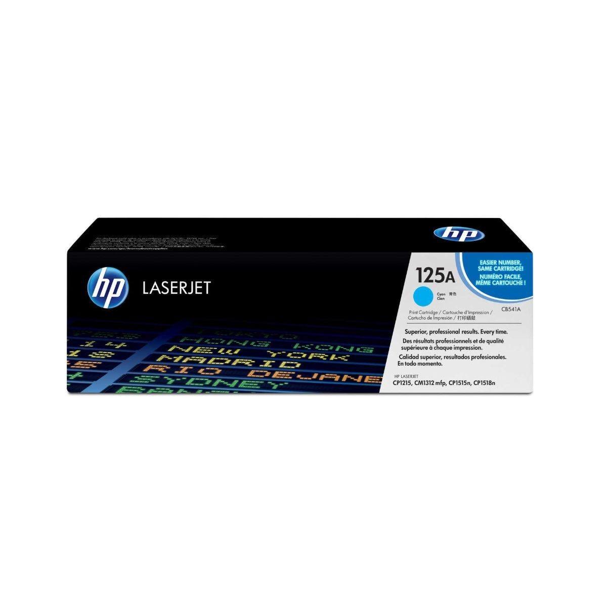 HP 125A CB541A Laser Printer Ink Toner Cartridge
