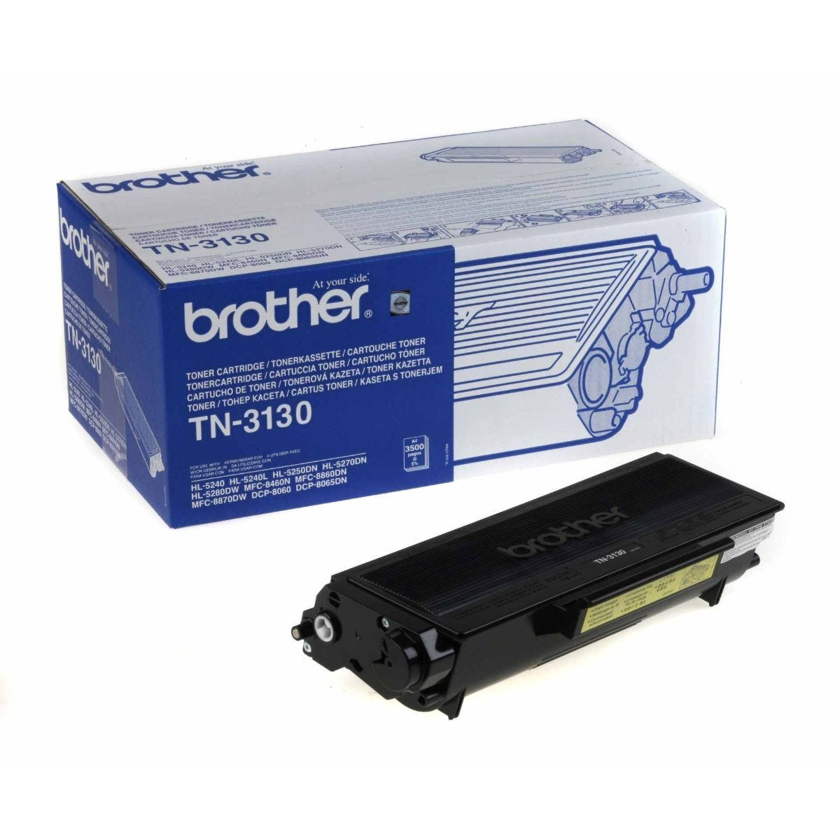 Brother TN3130 Ink Laser Printer Toner Cartridge