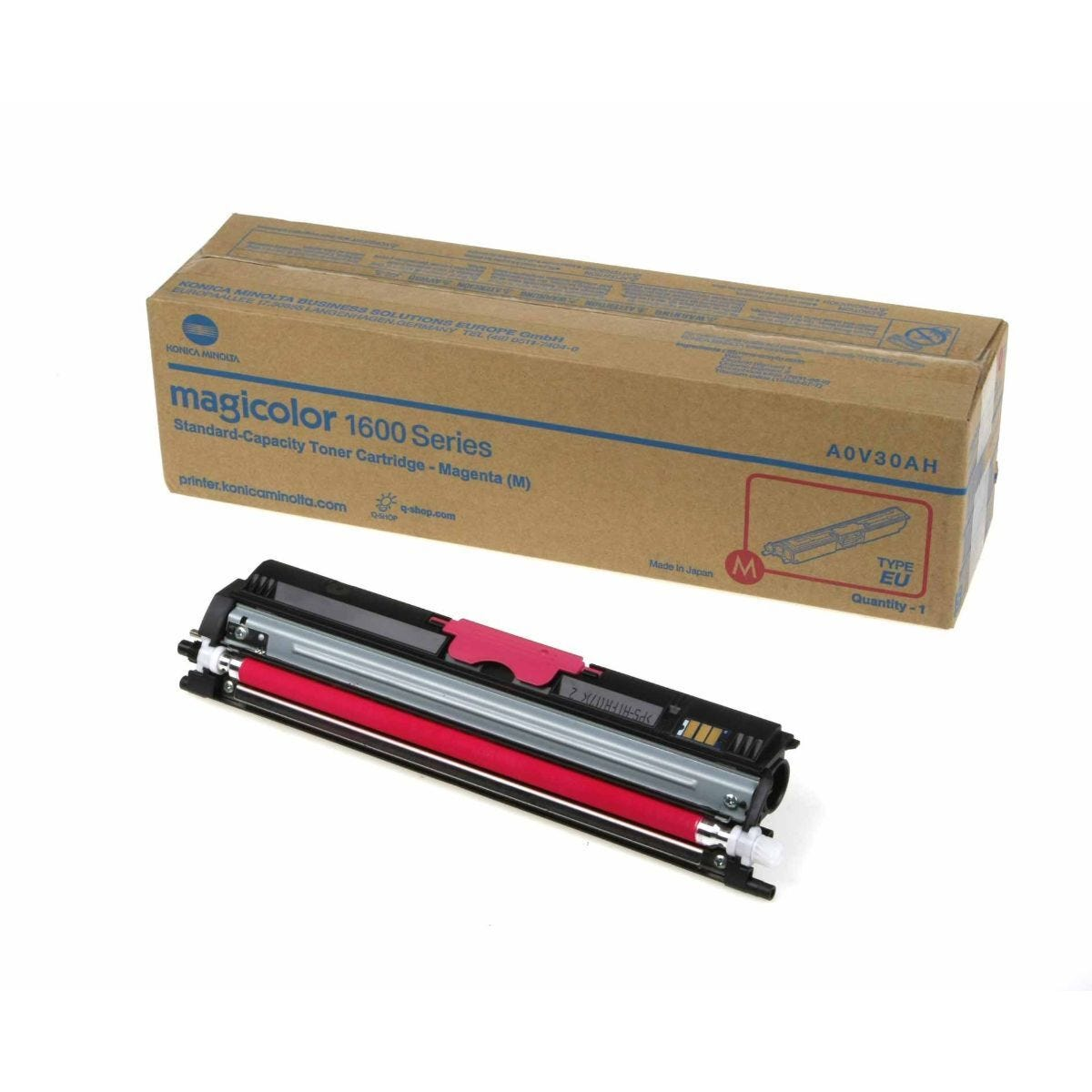 Konica Minolta A0V30AH Laser Printer Ink Toner Cartridge
