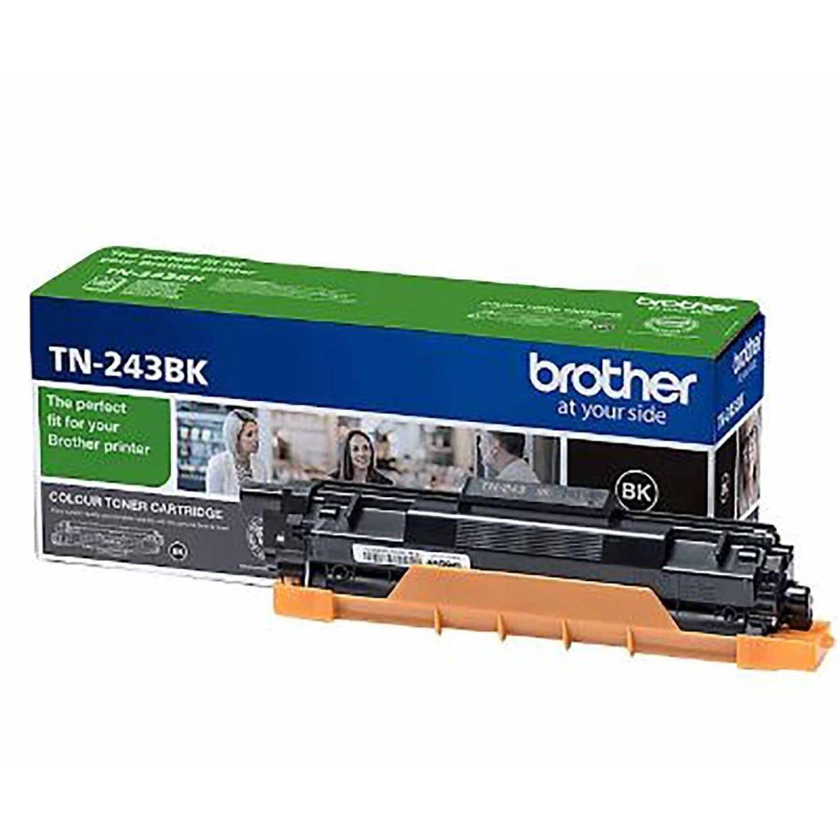 Brother TN243BK Black Original Toner Cartridge