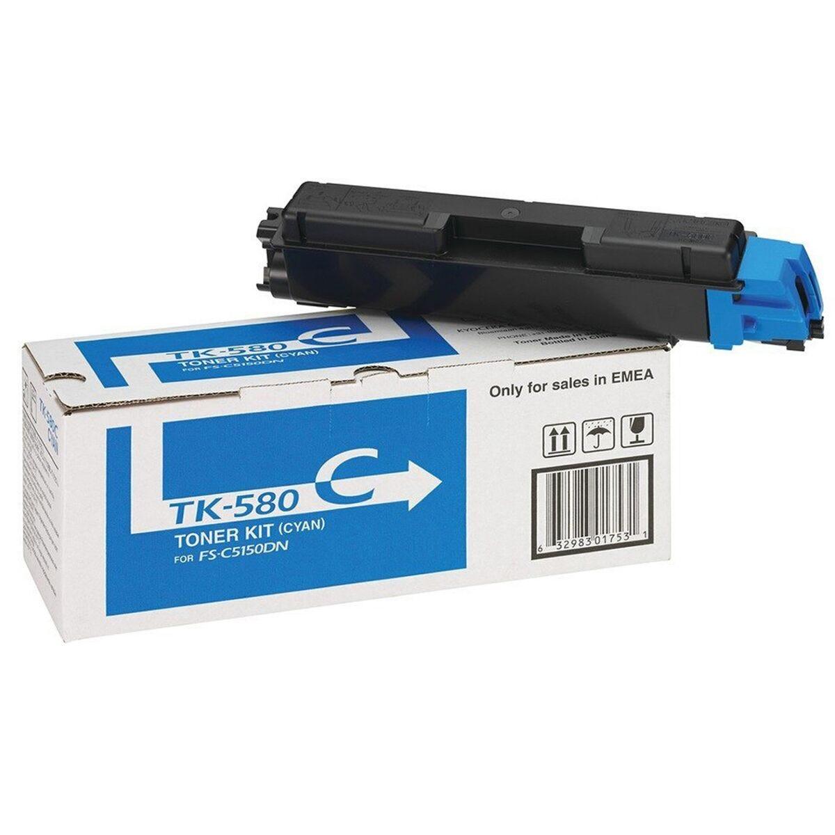 Kyocera FS-C5150DN Toner Cyan