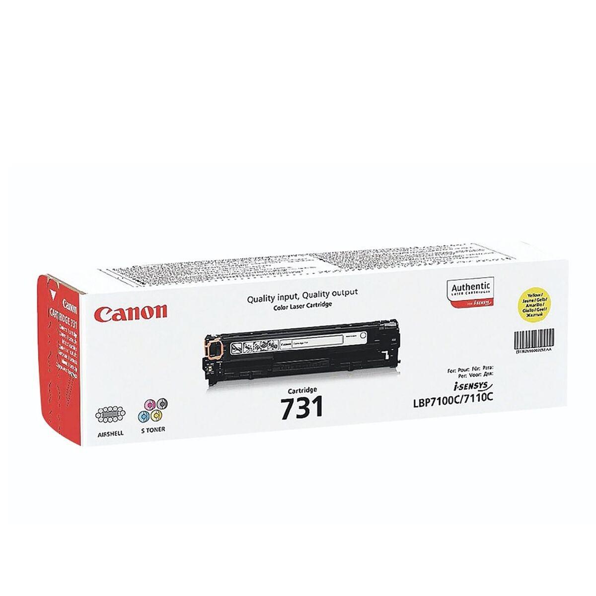 Canon 731Y Toner