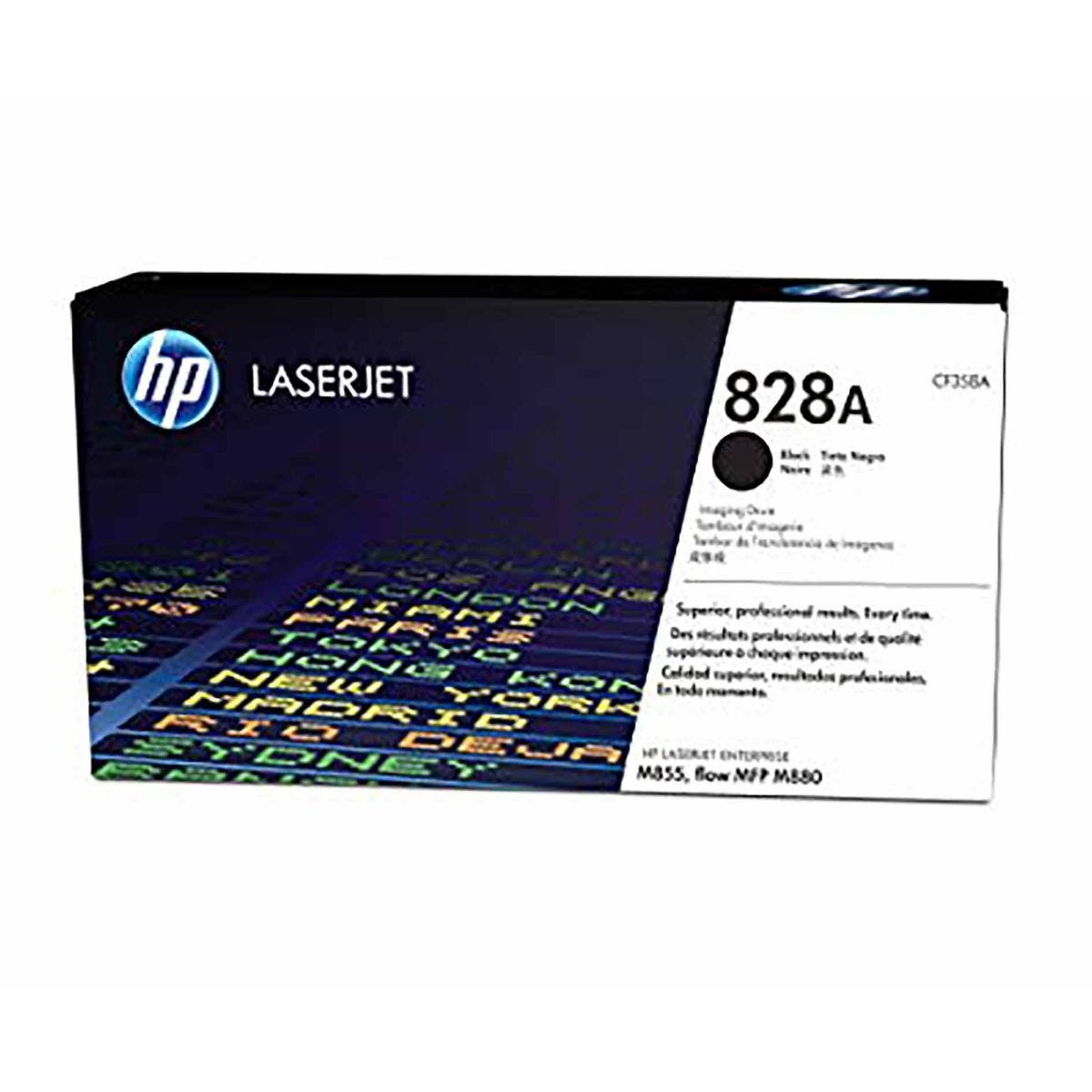 HP 828A Imaging Drum Black