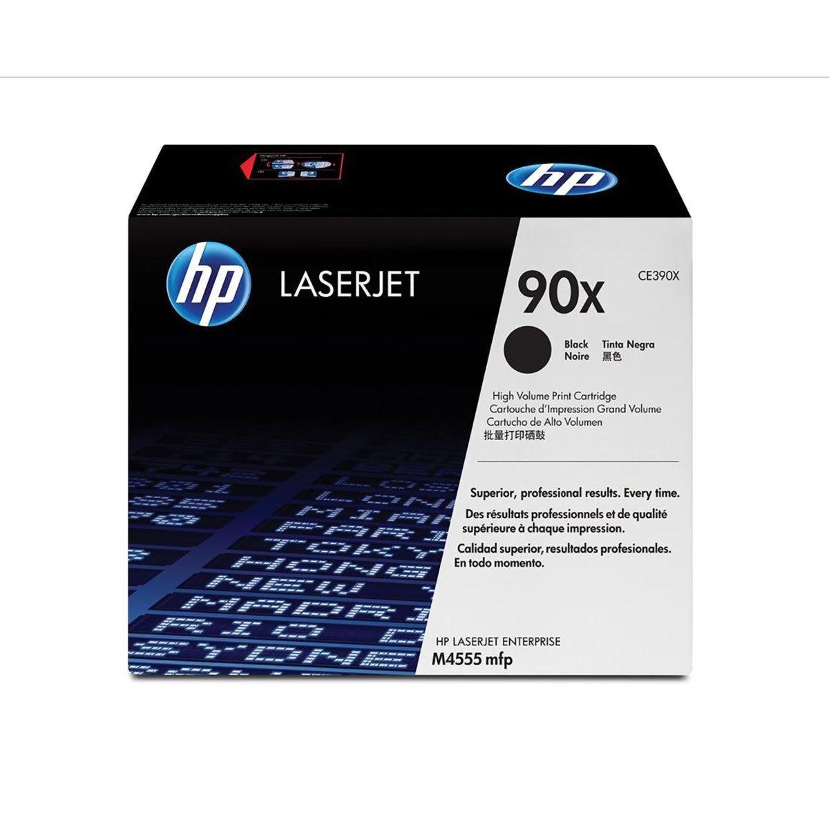 HP 90X Dual Pack Toner Black