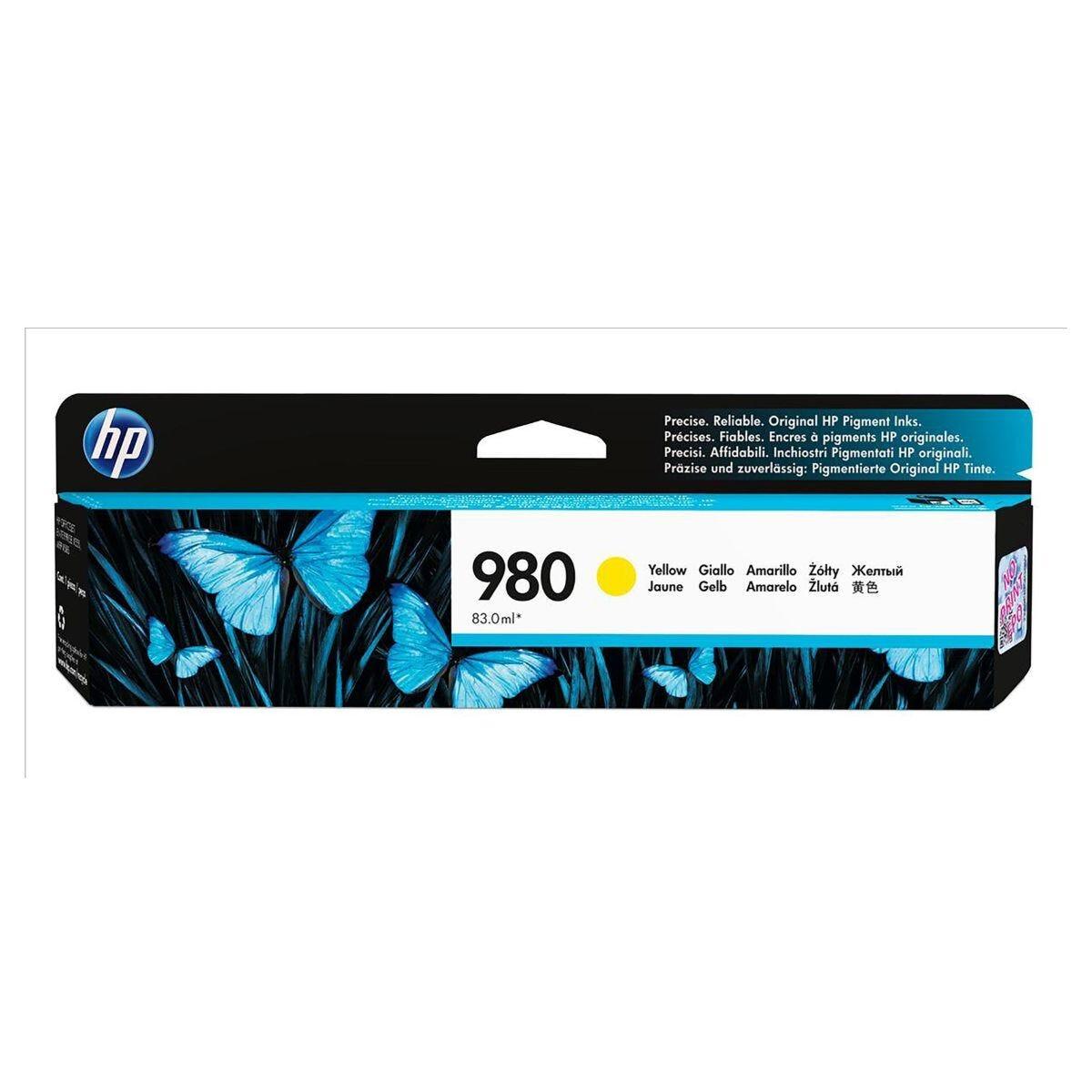 HP 980A Cartridge Toner Yellow