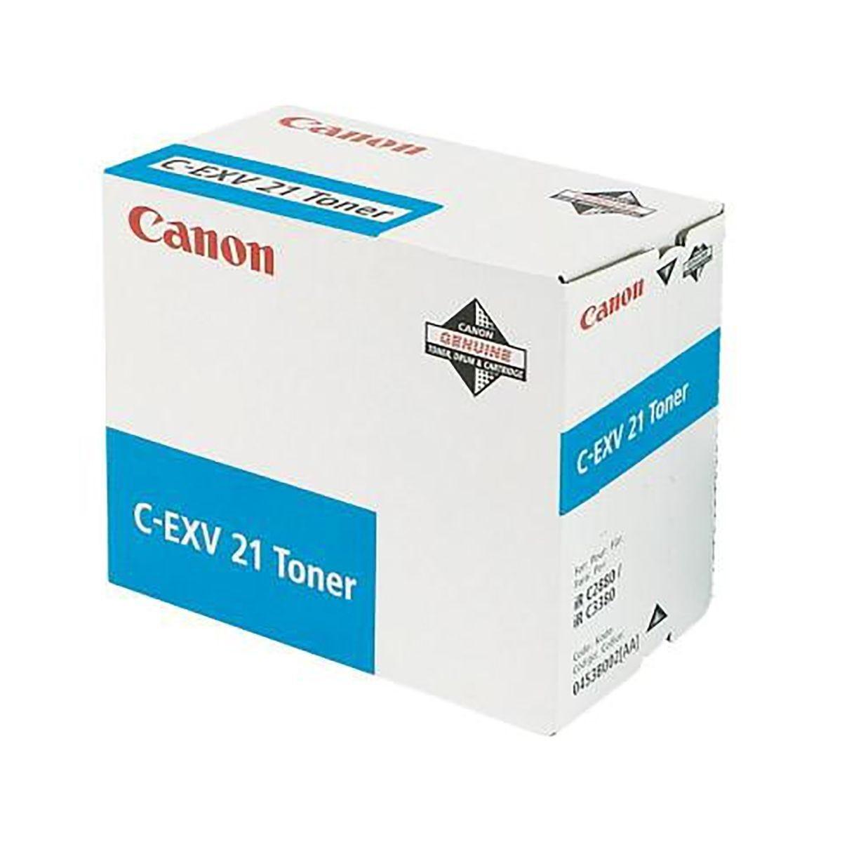Canon IRC2880/3380 Cyan Toner