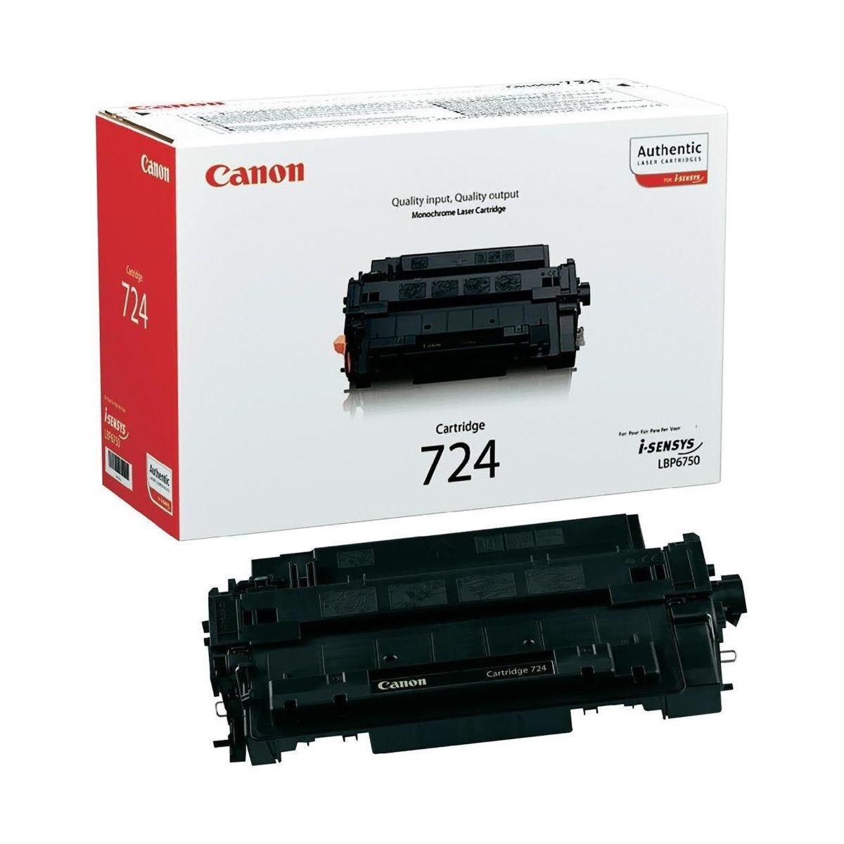 Canon LBP6750DN Black Toner