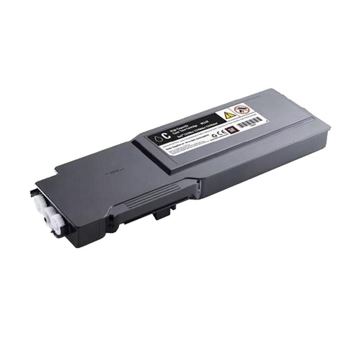 Dell 3760n Cyan Toner Kit