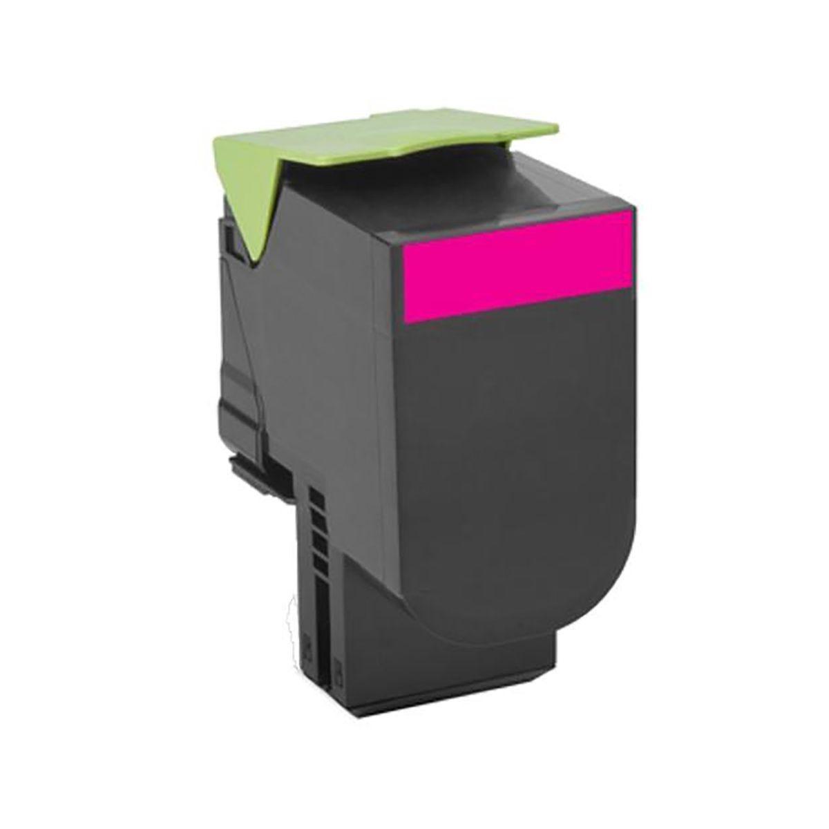 Lexmark 802M Magenta Toner